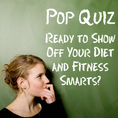 Health and Fitness Quiz - Are You Healthy? - BEFIT Killeen
